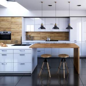 Wyspa kuchenna to rozwiązanie niezwykle atrakcyjne wizualnie i posiadające wiele różnorodnych funkcji. Fot. Classen