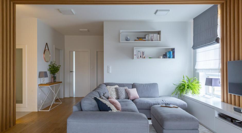 Warszawskie mieszkanie w stylu hygge - zobacz ciekawą realizację