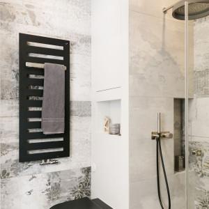 Projekt wnętrza mieszkania stoi pod znakiem dbałości o detale. Projekt: 3DProjekt architektura.