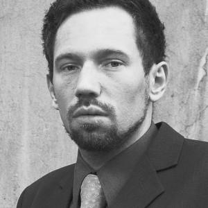 Jacek Niezgoda, projektant.
