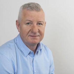 Grzegorz Wit, R&D Manager oraz kierownik sprzedaży krajowej, odpowiedzialny za sprzedaż w kanale mieszkaniowym (Paged).