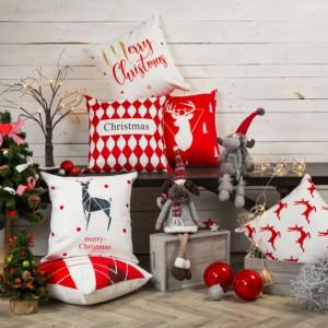 Pamiętaj, że świąteczna przestrzeń powinna być przede wszystkim przyjazna i przytulna dla Ciebie i Twojej rodziny. Fot. Agata