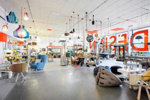 Produkty Dekoria dostępne w największym showroomie w Polsce