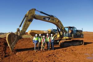Grupa Egger rozpoczęła budowę fabryki w USA