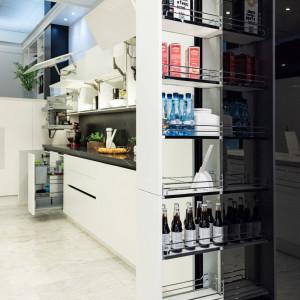 Warszawski showroom marki Peka