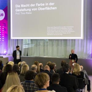 W dniach 14–15 listopada 2018 roku w niemieckim Essen firma Interprint zorganizowała Hub Interior Festival. Fot. Interprint