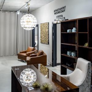 Galeria Wnętrz Tetmajera - Apartament wzorcowy
