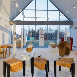 Galeria Wnętrz Tetmajera - wystawa rzeźby użytkowej