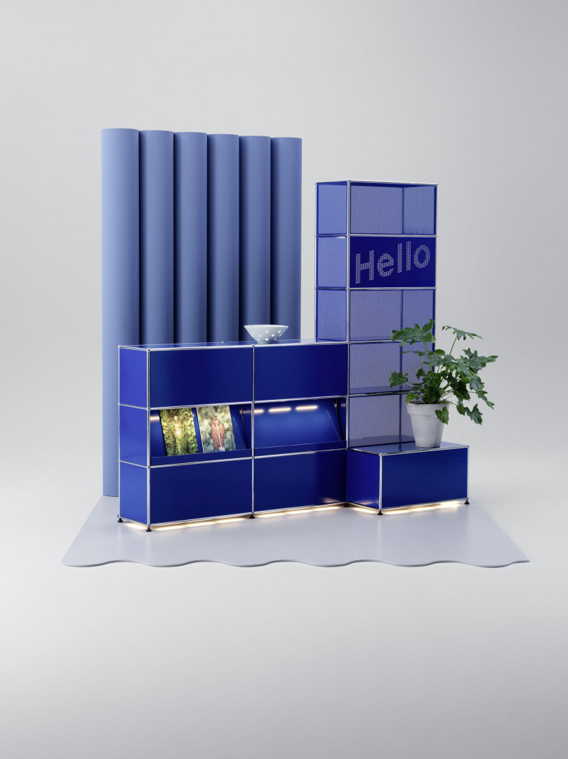 System Haller E Line. Fot. USM/Mood Design