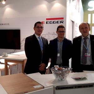 Egger na konferencji COP24. Fot. Egger Wood Based Materials