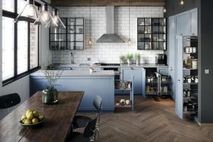 Zawiasy i podnośniki - gwarancja funkcjonalnej zabudowy kuchennej