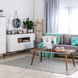 Prostota, funkcjonalność i minimalizm, które do tej pory definiowały styl skandynawski, w 2019 roku ustąpią miejsca mnogości dodatków aranżacyjnych. Fot. Agata