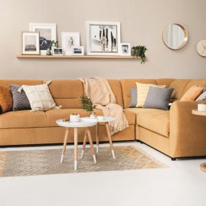 Sofa narożna Algavre. Fot. BRW