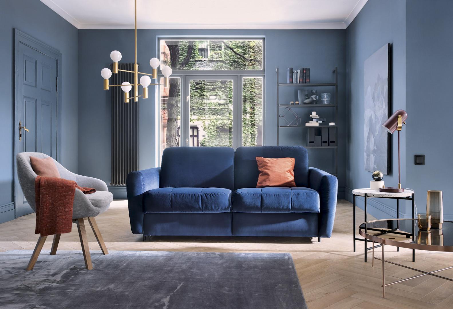 """Sofa """"Olbia"""" firmy Gala Collezione. Fot. Gala Collezione"""