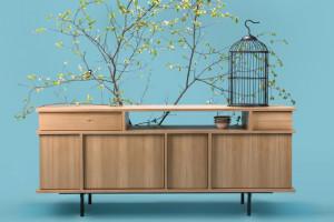 Design inspirowany Japonią. Nowa kolekcja mebli