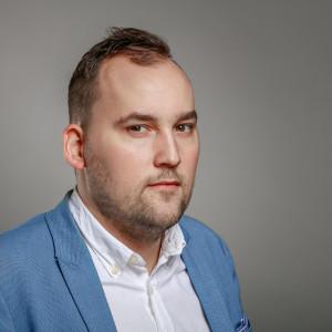 Mateusz Strzałkowski, rzecznik prasowy firmy GTV