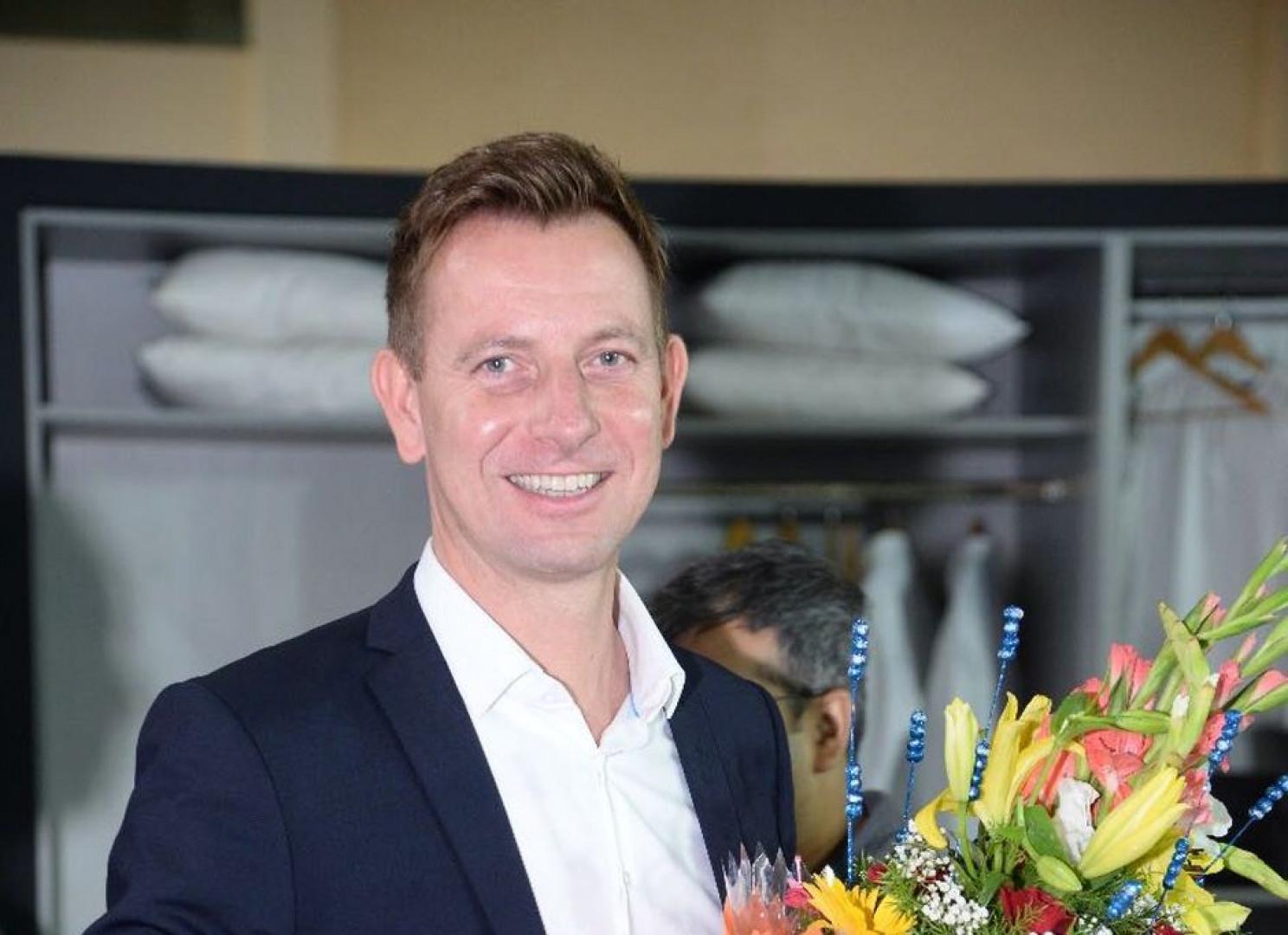 Tomasz Tymiński, general manager Raumplus Polska