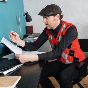 """Z wizytą u Jimiego Ogdena prowadzącego program """"Rzeczy od-nowa"""" w telewizji HGTV. Fot. Bartosz Jarosz"""