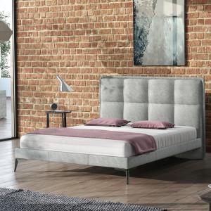 Łóżko tapicerowane Ariana. Fot. Comforteo