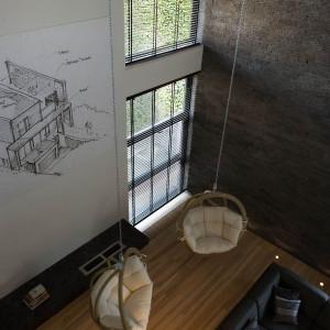 Wnętrze projektu Anny Koszeli. Fot. Materiały prasowe