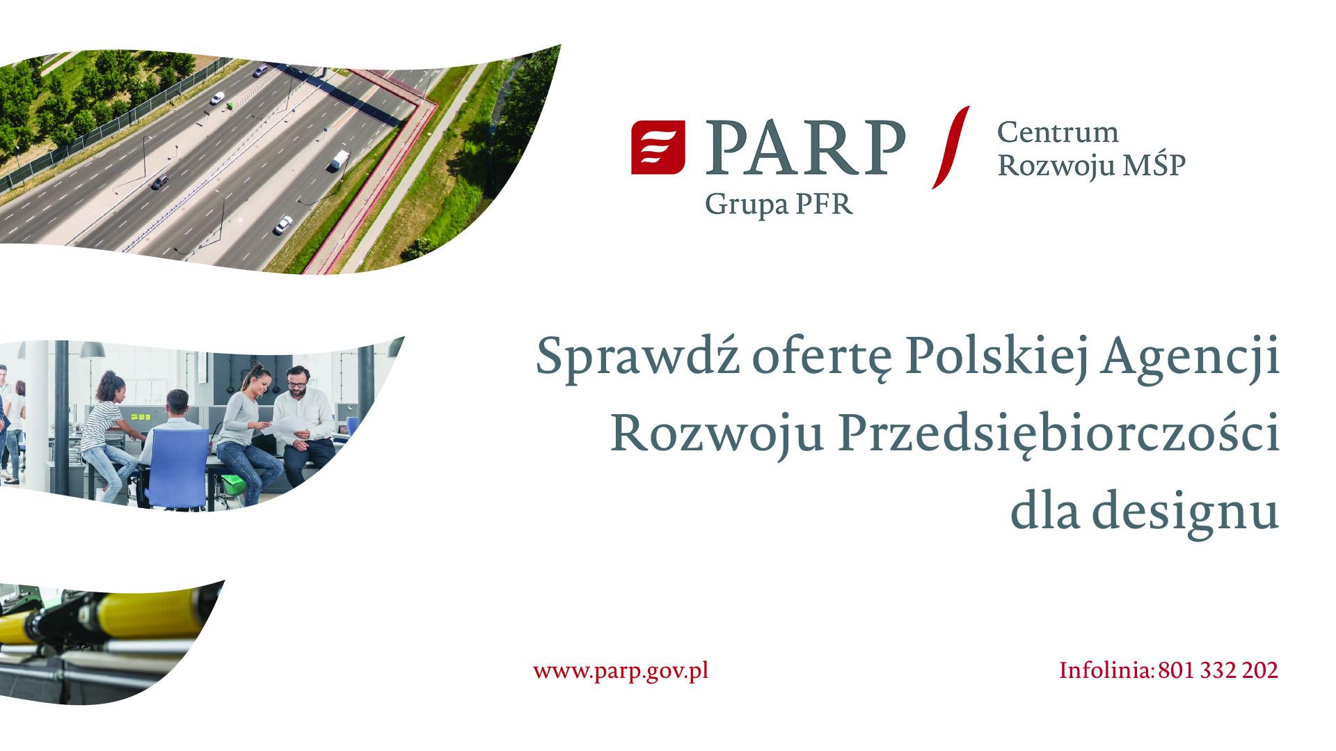 Polska Agencja Rozwoju Przedsiębiorczości będzie jednym z uczestników 4 Design Days 2019.