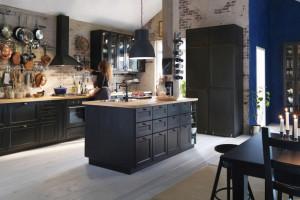 Kuchnie otwarte na salon - co proponują projektanci?