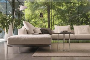 Designerskie i komfortowe sofy bez podłokietników
