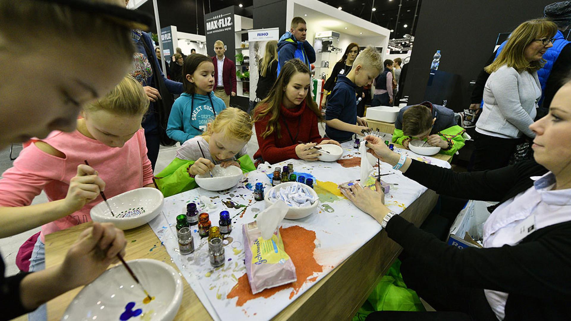 4 Design Days: Warsztaty, prezentacje, wystawy, targi, design oczami dzieci