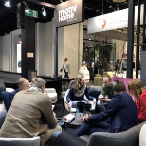 Stoisko firmy Motiv Home - IMM Cologne 2019