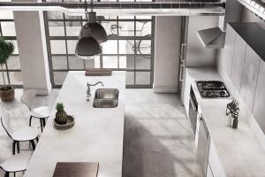 Trendy w meblarstwie: kuchnia w stylu loftowym