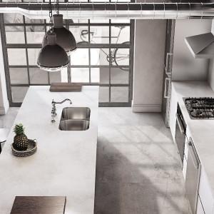 Blaty kuchenne z materiału Silestone. Fot. Cosetino