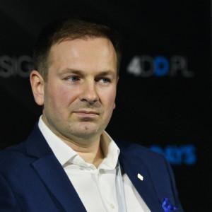 Kamil Pienio, prezes firmy Claudie Design. Fot. PTWP