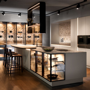 Linia mebli New Handle-Free. Fot. SieMatic/Studio Forma 96
