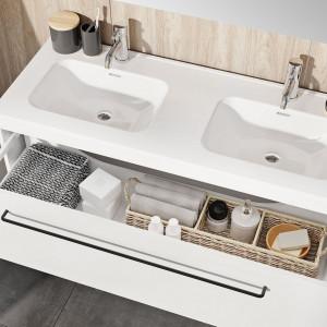 Kolekcje mebli łazienkowych Futuris. Fot. Elita