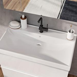 Kolekcja mebli łazienkowych Look. Fot. Elita