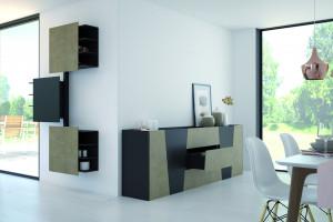 Meble do salonu - nowoczesne miejsca do przechowywania