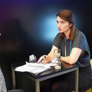 Agnieszka Buchta-Swoboda. Fot. Justyna Łotowska