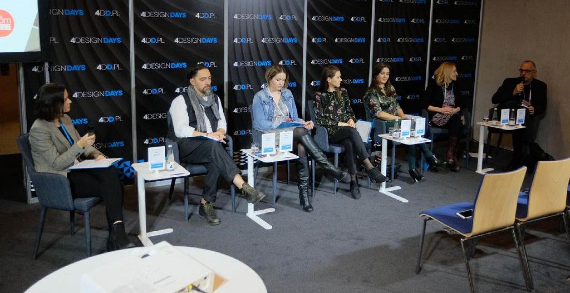 Panel dyskusyjny Projekt: Salon. Fot. PTWP