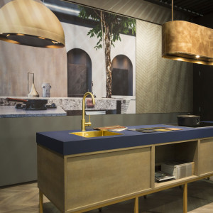 Living Kitchen 2019 - stoisko CAPPE baraldi. Fot. Mat. prasowe Koelnmesse