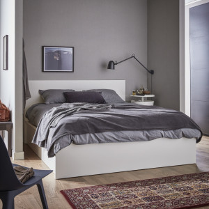 Sypialnia IKEA. Fot. IKEA