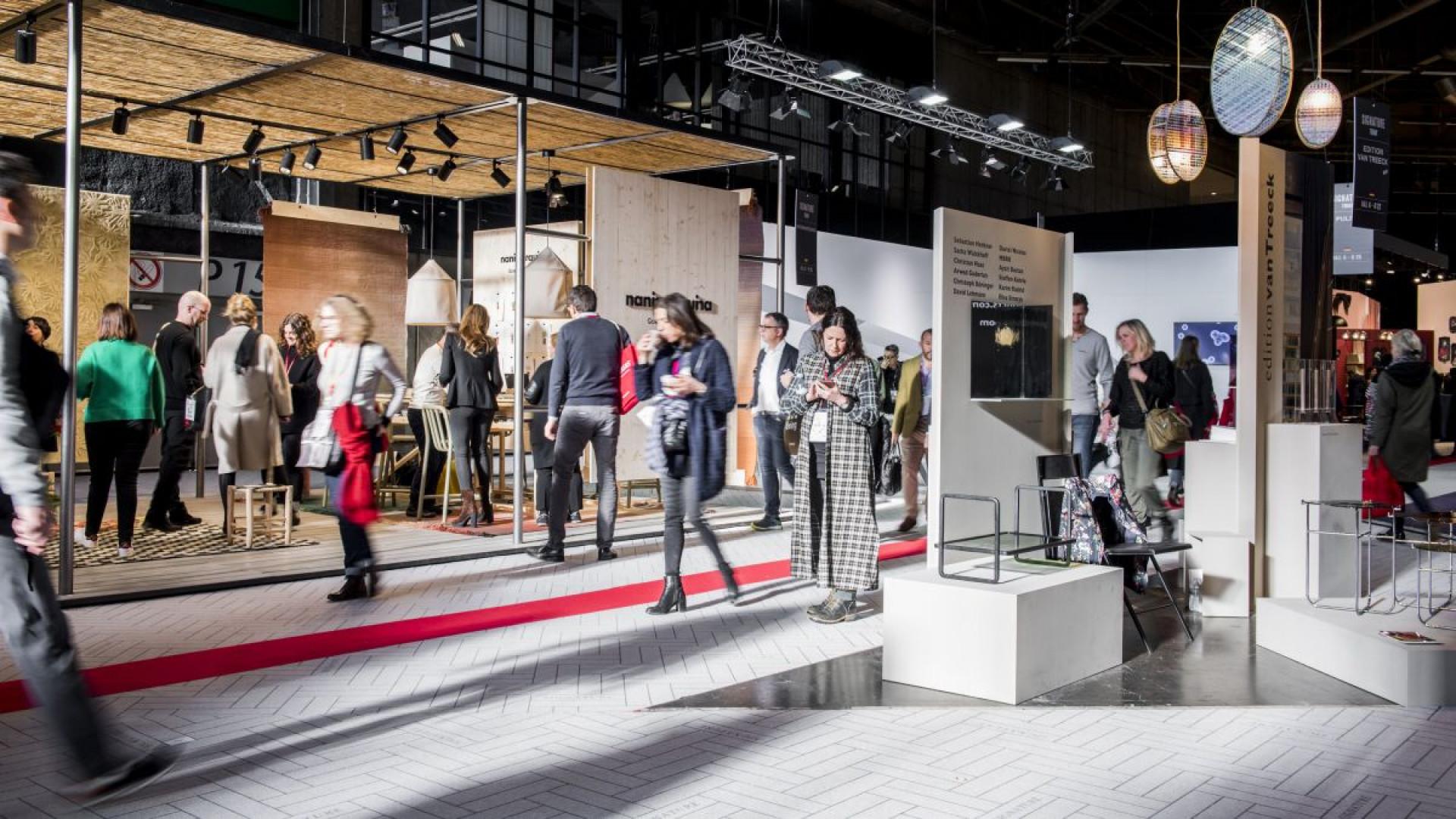 """Targi """"Maison & Objet"""" szczególnie chętnie odwiedzają architekci i projektanci wnętrz. Fot. Serwis targów Maison & Objet/ Aethion"""