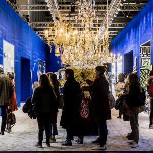 """W tym roku styczniowe targi """"Maison & Objet"""" odwiedziło 84.236 gości ze 160 krajów. Fot. Serwis targów"""