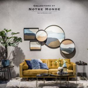 Stoisko firmy Notre Monde. Fot. Serwis targów