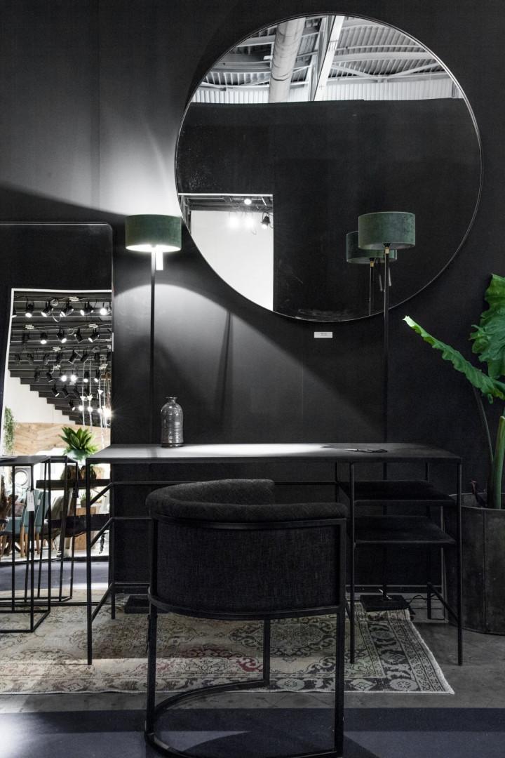 """Stoisko firmy Sofa Dome. Fot. Serwis targów """"Maison & Objet""""/ Aethion"""