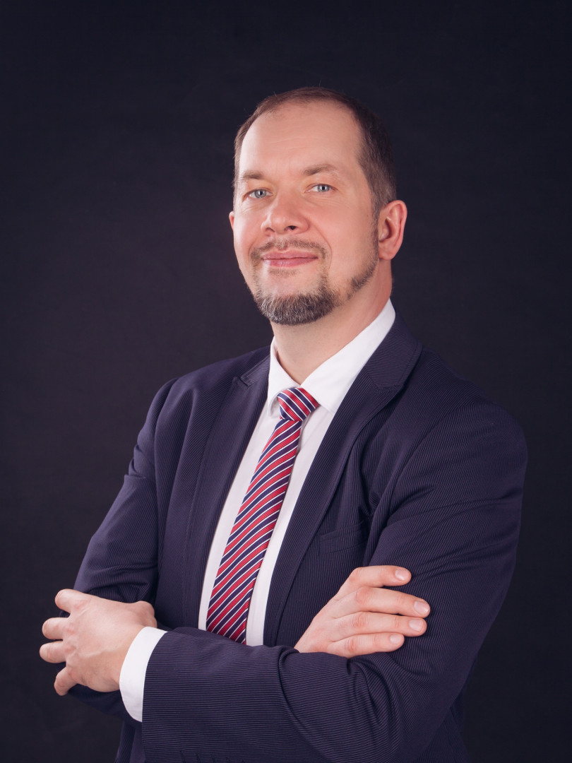 Artur Wasążnik - Dyrektor ds. Handlu i Marketingu Comforteo
