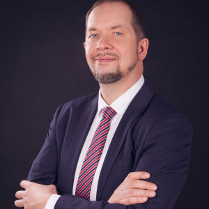 Artur Wasążnik - Dyrektor ds. Handlu i Marketingu Comforteo