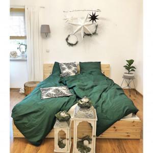 Wyróżnienie - mieszkanie na piętrze domu jednorodzinnego, zlokalizowane w Gliwicach. Autorka Justyna Majewska