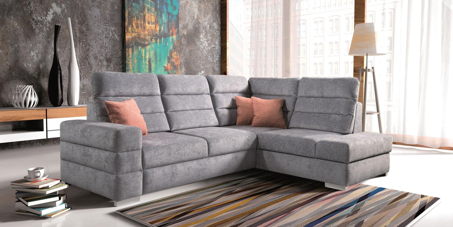 """Sofa """"Metro"""" firmy PMW. Fot. PMW"""