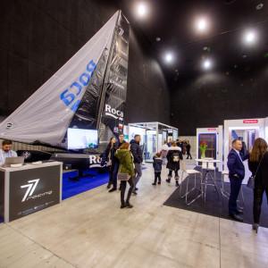 Ekspozycje targowe na 4 Design Days 2019. Fot. PTWP