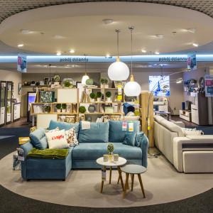 Nowy salon meblowy Agata w Opolu. Fot. Salony Agata